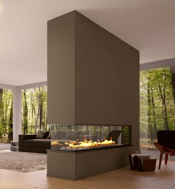 Wohnzimmer Ideen Mit Kamin Einzigartig On Und Wohndesign Gut Aussehend Ethanol 9