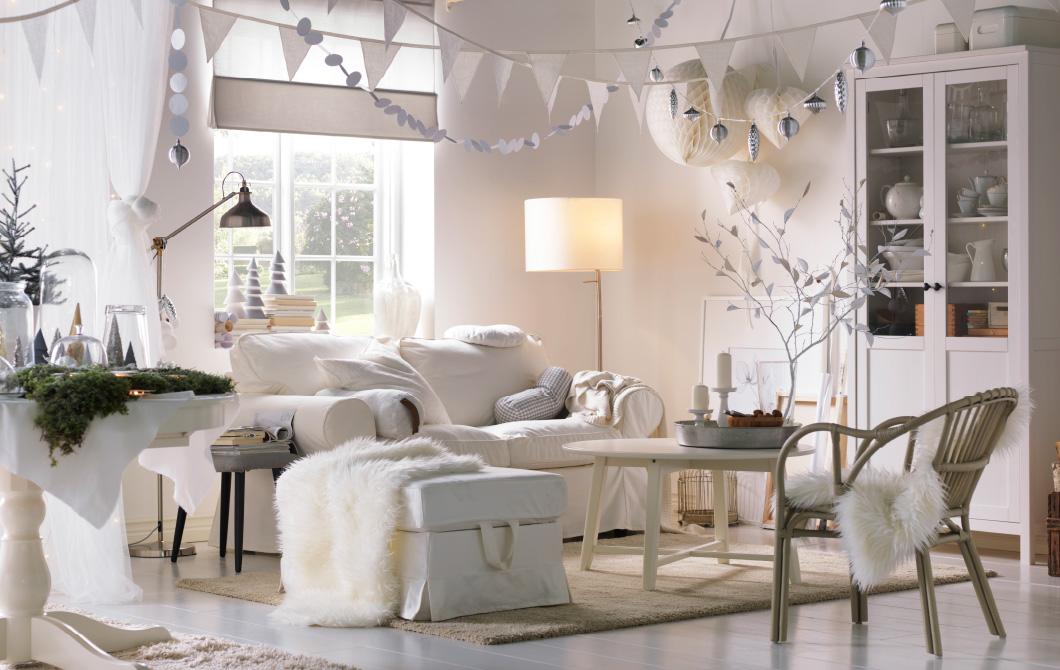 Wohnzimmer Ikea Großartig On In Winter Deko Fürs Tolle Ideen IKEA 9
