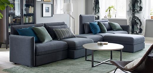 Wohnzimmer Ikea Modern On Beabsichtigt Wohnzimmermöbel Online Kaufen IKEA 2