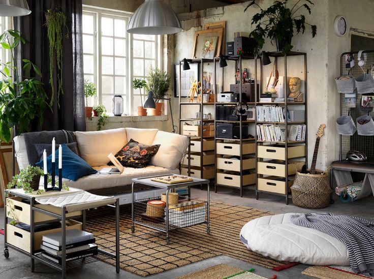 Wohnzimmer Ikea Zeitgenössisch On Auf 436 Best IKEA Mit Stil Images Pinterest Chairs 5