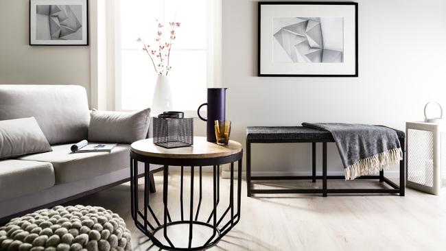 Wohnzimmer In Braun Weiß Grau Einrichten Erstaunlich On überall Nett Nauhuri Com Neuesten 6