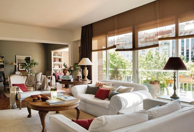 Wohnzimmer Landhausstil Modern Beeindruckend On In Bezug Auf Einrichten Rheumri Com 7