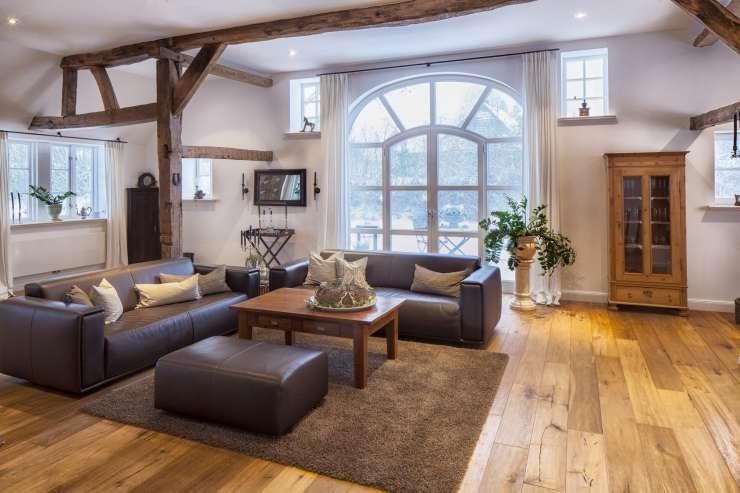 Wohnzimmer Landhausstil Modern Charmant On In Bezug Auf Landhaus Einrichten Wohndesign 6