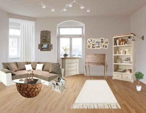 Wohnzimmer Landhausstil Modern Einfach On Auf Im Faszinierend 1
