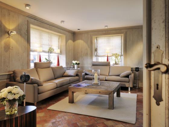 Wohnzimmer Landhausstil Modern Imposing On Auf Best Ideas Barsetka Info 3