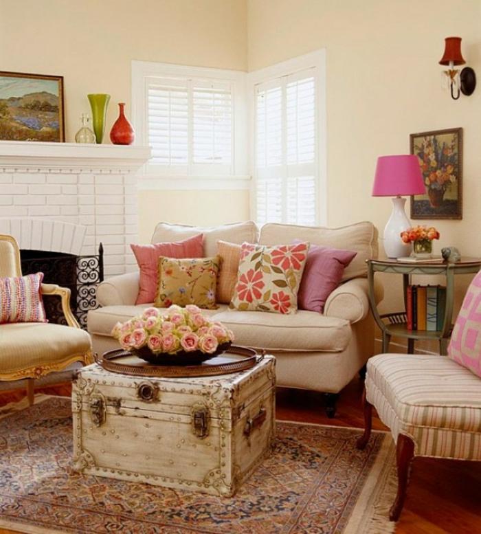 Wohnzimmer Landhausstil Nett On überall 63 Das Gemütlich Gestalten 2