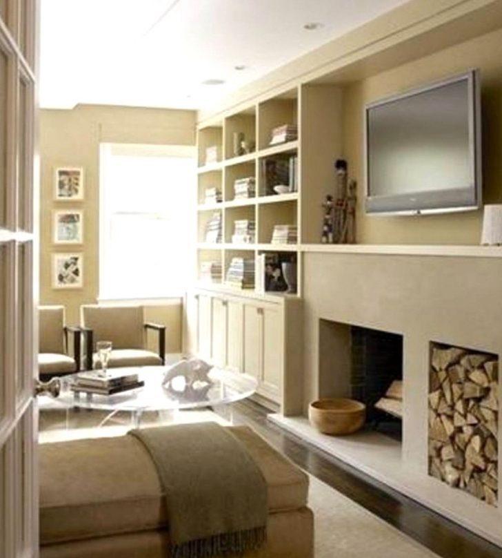 Wohnzimmer Mit Küche Braun Beige Zeitgenössisch On Innerhalb Kuche 73 Large Size Of Interieur 7