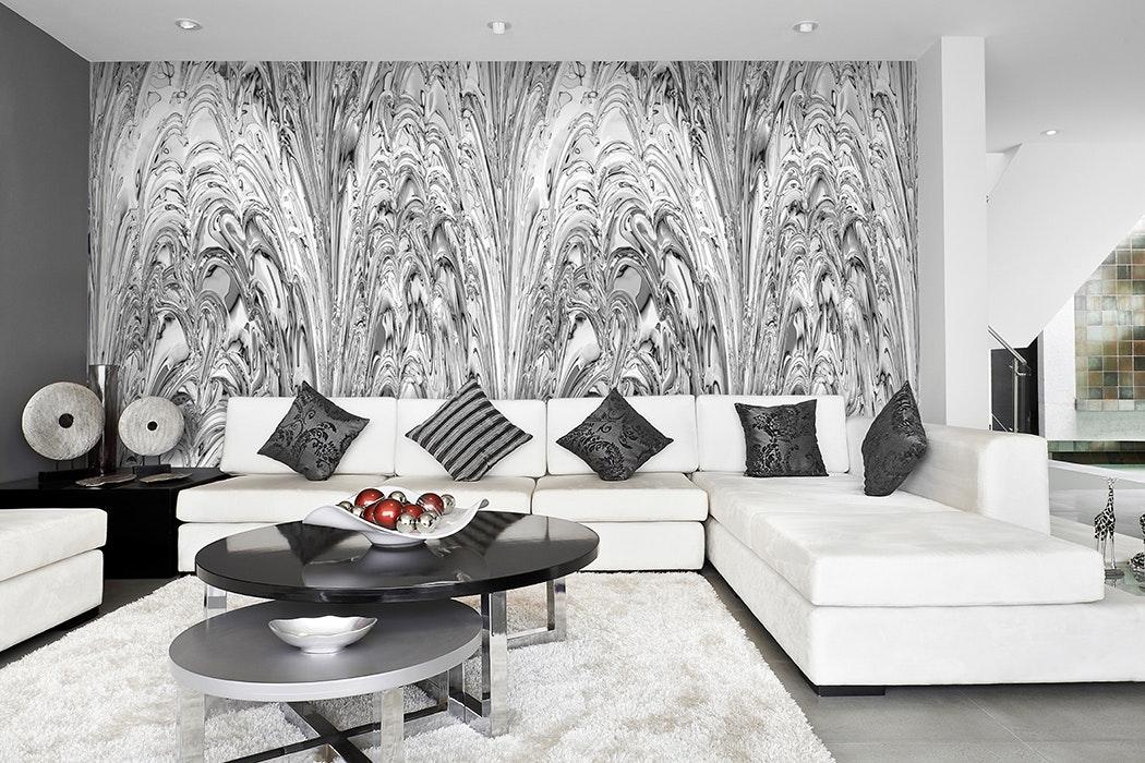 Wohnzimmer Modern Braun Ausgezeichnet On Auf Tapetenmuster Tapeten 2017 Rabatt 7