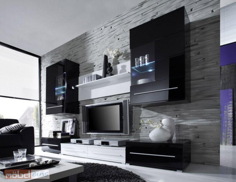 Wohnzimmer Modern Schwarz Weiß Unglaublich On überall Rheumri Com 1