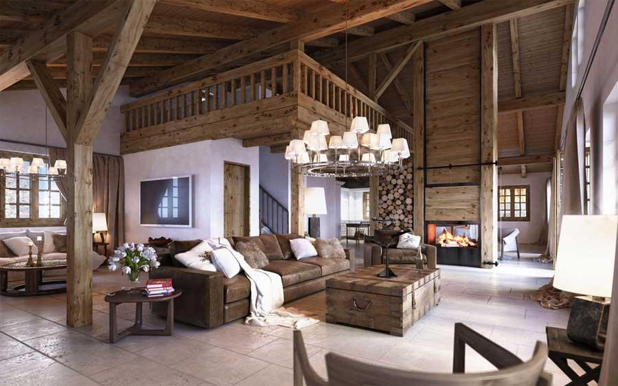 Wohnzimmer Rustikal Modern Stilvoll On Mit Stunning Pictures Ghostwire Us 2