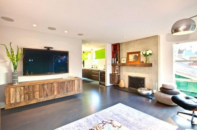 Wohnzimmer Rustikal Modern Wunderbar On Für Schneiden Beautiful 3