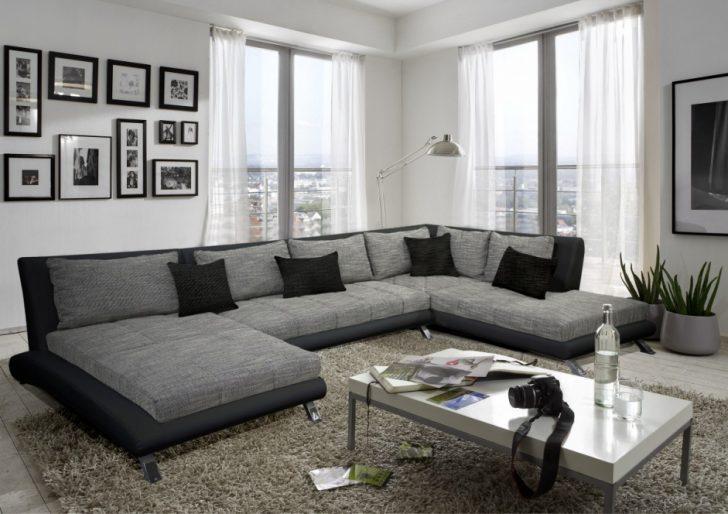 Wohnzimmer Schwarz Silber Beige Stilvoll On Auf Medium Size Of 6