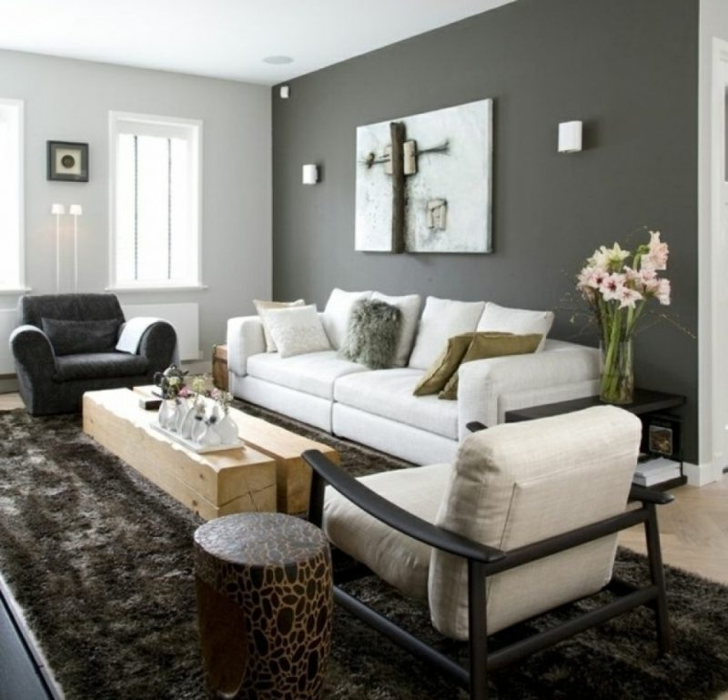 Wohnzimmer Trends 2015 Einfach On überall Imposing Wandfarben Haus Auf Auch Modernes 8