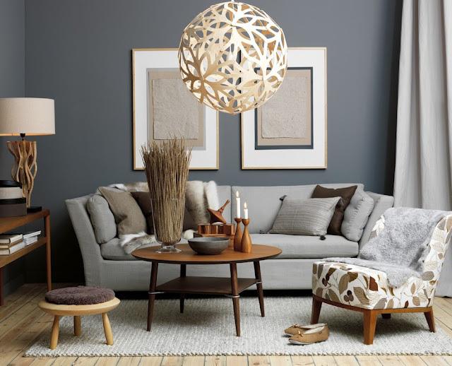 Wohnzimmer Trends 2015 Imposing On Auf Die Graue Wandfarbe Im Top Trend Für 2