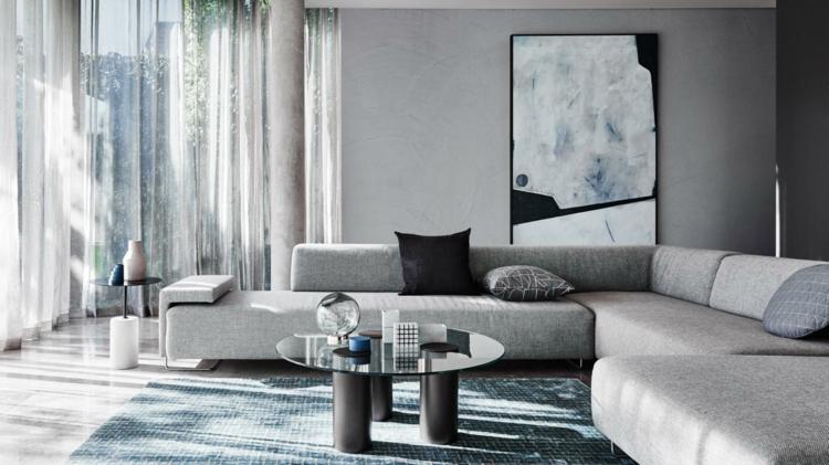 Wohnzimmer Trends 2015 Unglaublich On Für Wunderbar Trend Wandfarbe Wandfarben 2017 Deco Auf 3