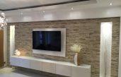 Wohnzimmer Tv Wand Ideen