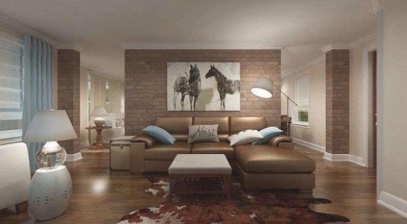 Wohnzimmer Wandgestaltung Beeindruckend On In Idee Wohndesign 3