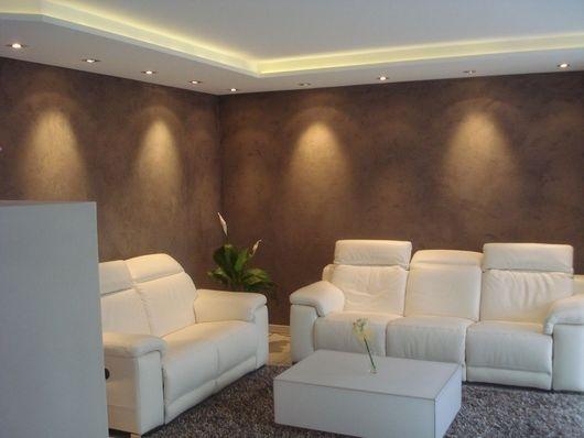 Wohnzimmer Wandgestaltung Wunderbar On Auf Wohnideen Youtube 125 Für Und 8