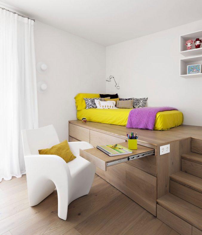 Zimmer Auf Kleinem Raum