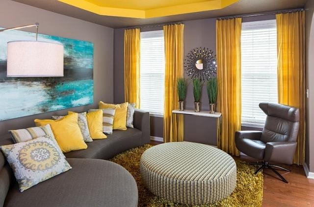 Zimmer Braun Grau Ausgezeichnet On überall 105 Streichen Ideen Farben Für Jeden Raum 6