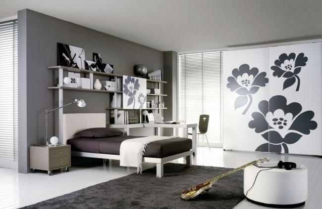 Zimmer Braun Grau Interessant On In Bezug Auf Ziakia Eyesopen Co 9