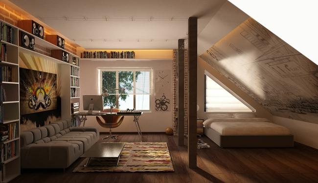 Zimmer Einrichten Ideen Jugendzimmer Frisch On Mit 107 Fürs Modern Und Kreativ 1