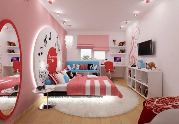 Zimmer Einrichten Ideen Jugendzimmer