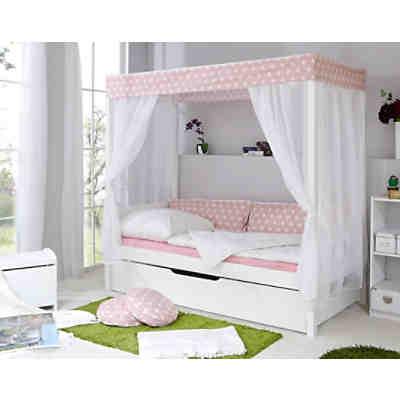 Zubehör Für Himmelbett Bescheiden On Andere Innerhalb 12 Boxen Regal Weiß Pastellfarben KidKraft MyToys 8