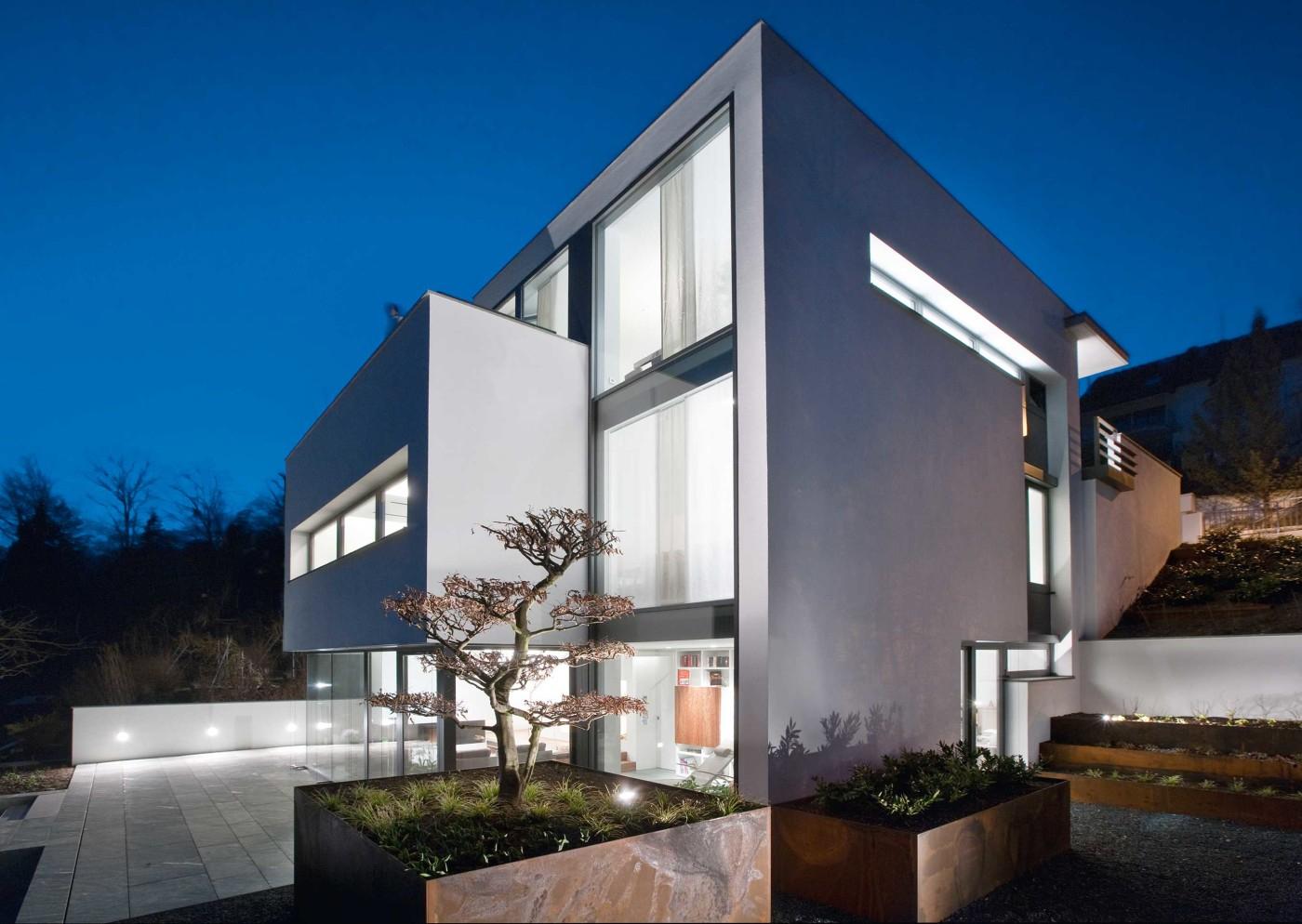 Architektur Wohnhaus Fuchs Und Wacker Bemerkenswert On Andere Innerhalb Uncategorized Geräumiges 2