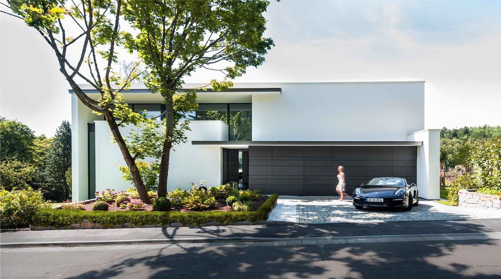 Architektur Wohnhaus Fuchs Und Wacker Exquisit On Andere Beabsichtigt Projekt Haus JMC Architekten Bda 3