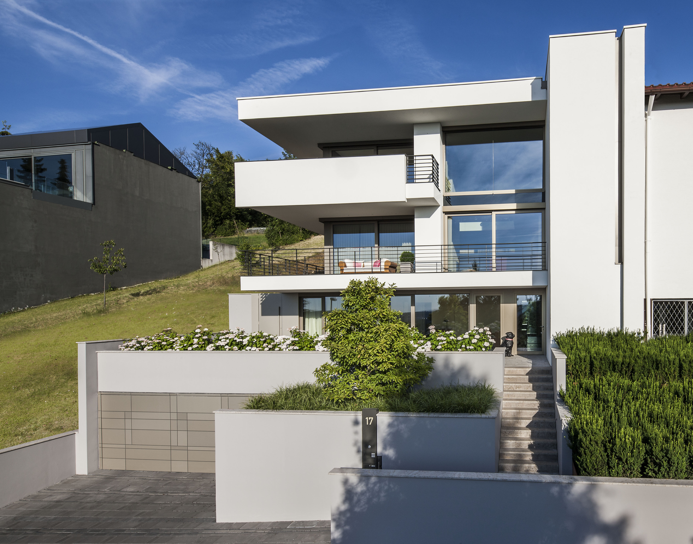Architektur Wohnhaus Fuchs Und Wacker Nett On Andere überall Wohnzimmer 5