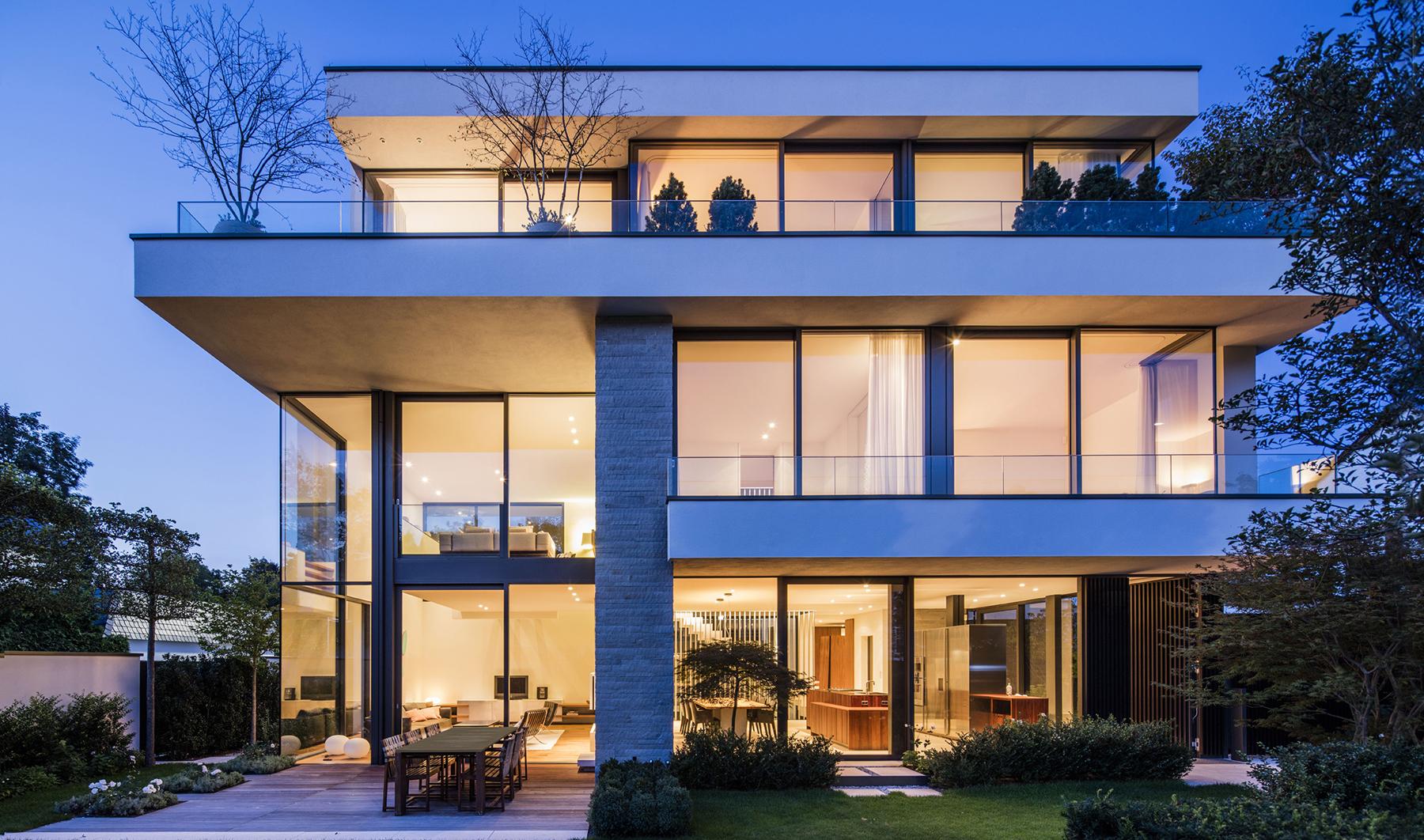 Architektur Wohnhaus Fuchs Und Wacker Schön On Andere Für Home Architekten Bda 1