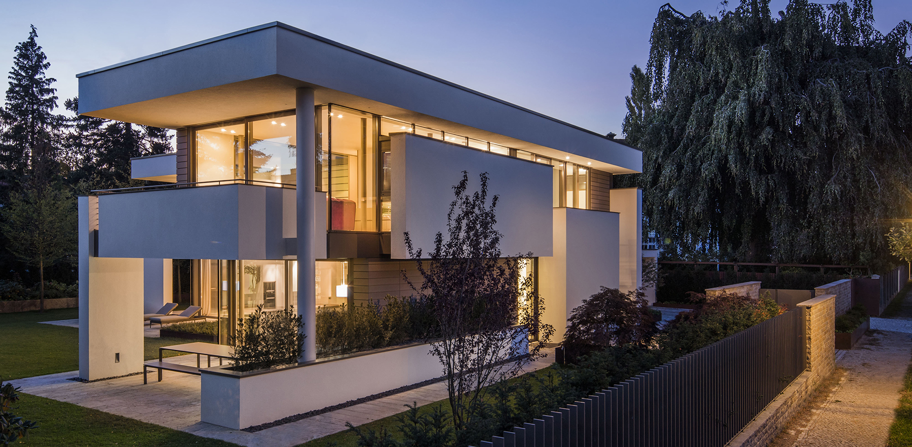 Architektur Wohnhaus Fuchs Und Wacker Zeitgenössisch On Andere In Bezug Auf Home Architekten Bda 4