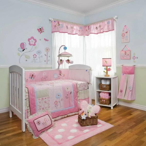 Babyzimmer Einrichten Ideen Mädchen Modern On überall Cue Auf Plus 9
