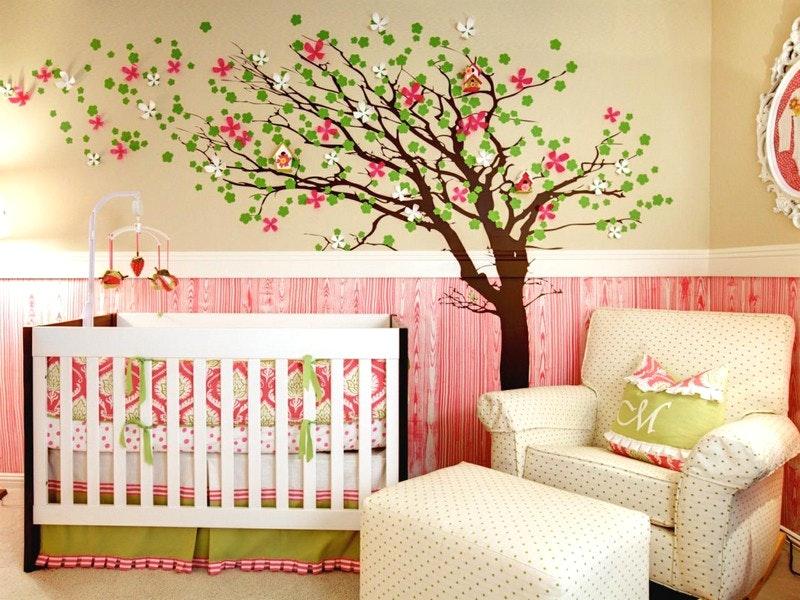 Babyzimmer Einrichten Ideen Mädchen Wunderbar On Beabsichtigt Kinderzimmer Mit 50 Süße Für 5 8