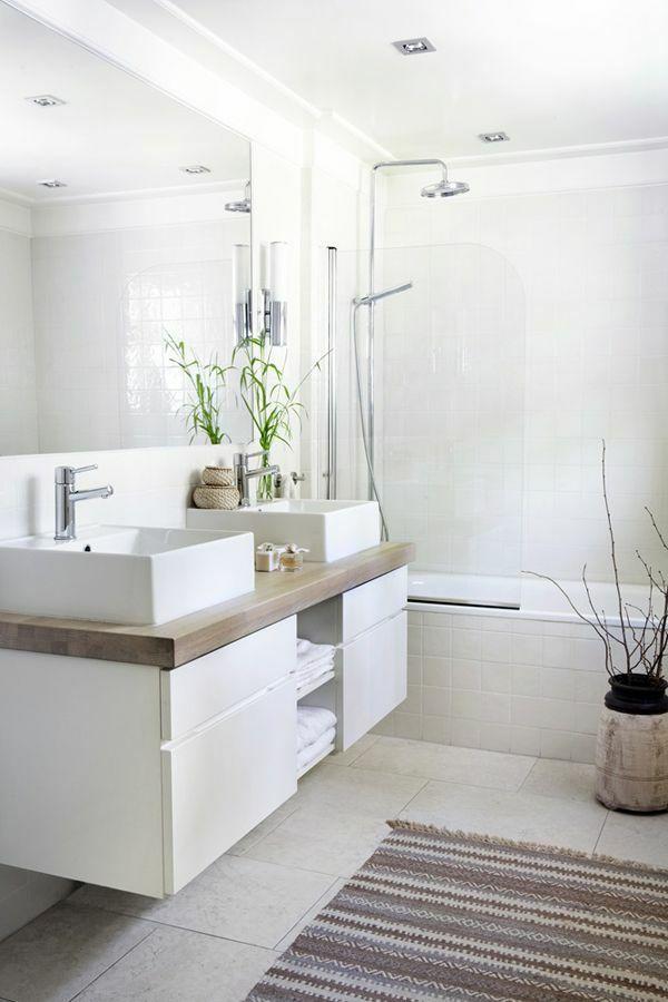 Bad Weiss Frisch On Andere In Bezug Auf Die Besten 25 Weiße Badezimmer Ideen Pinterest 1