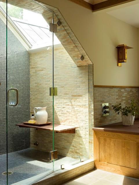 Badezimmer Dachschräge Wunderbar On Mit 27 Design Ideen Für 1