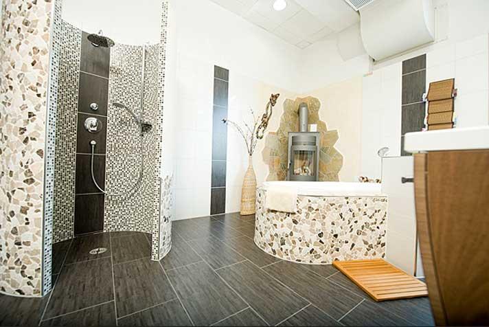 Badverkleidung Ideen Interessant On Innerhalb Klebefolie Fur Badezimmer Brilliant Bad Fliesen Bilder 6
