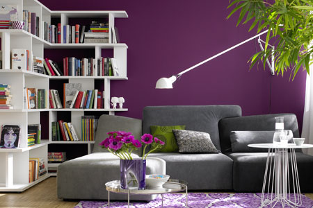 Beispiele Wandfarbe Lila Wohnzimmer Zeitgenössisch On In Für Tolles Und Robelaundry Com 4