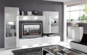 Bilder Wohnzimmer In Grau Weiß