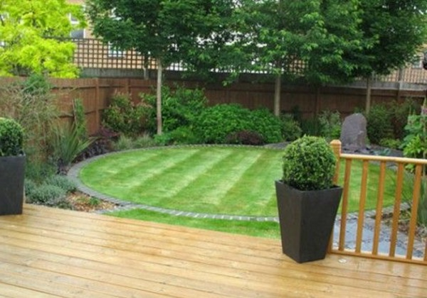 Gartengestaltungsideen