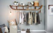Coole Garderobe