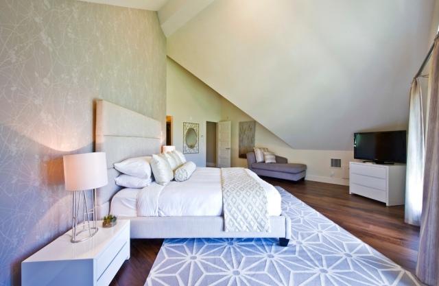 Dachgeschoss Schlafzimmer Einrichten Einfach On Beabsichtigt Wohndesign 8