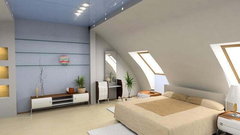 Dachgeschoss Schlafzimmer Einrichten Glänzend On Und Ruhe Gemütlichkeit Tipps Zum Eines Schlafzimmers 6