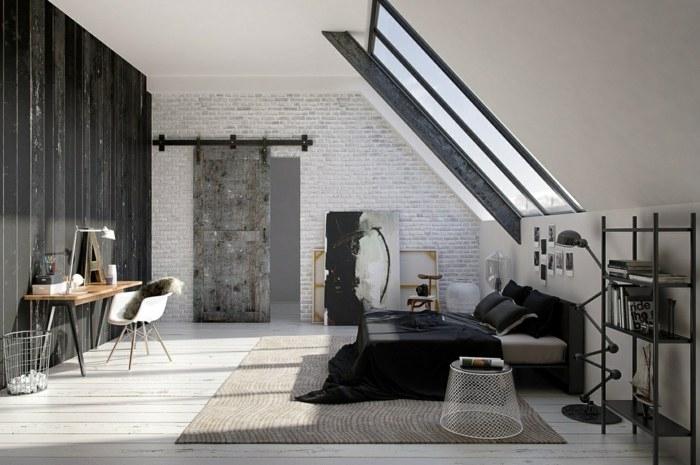 Dachgeschoss Schlafzimmer Einrichten Schön On In Bezug Auf Dachschrägen Gestalten Mit Diesen 6 Tipps Richtet Ihr Euer 9
