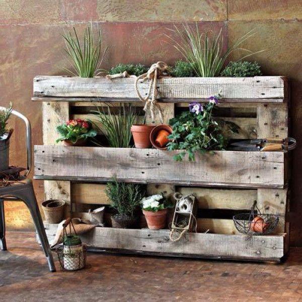 Deko Aus Europaletten Exquisit On Andere In 7 Besten Garten Bilder Auf Pinterest Ideen Gärtnern Und 4