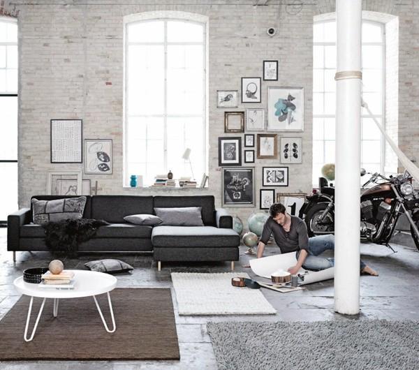 Dekoration Wohnen Ideen Ausgezeichnet On In Bezug Auf Modern Wohnung Lecker Mit 6