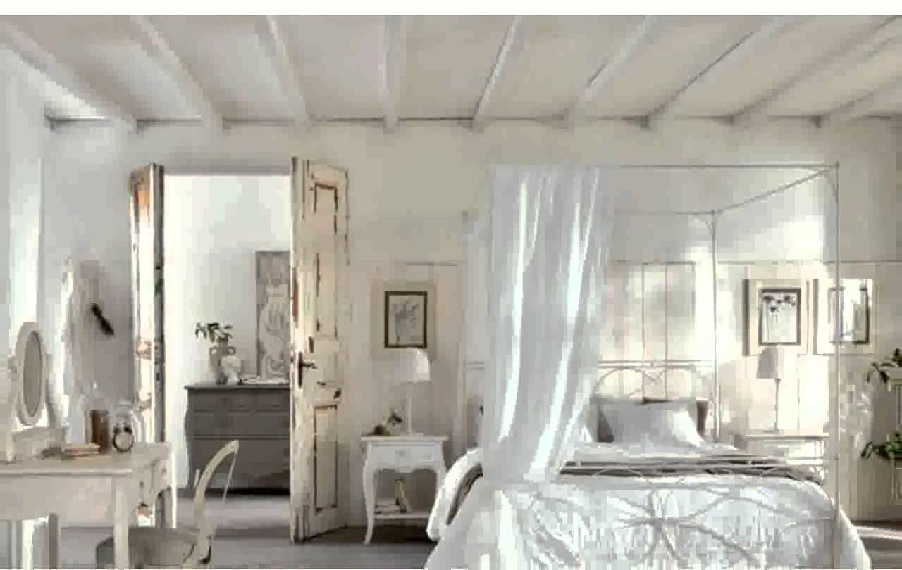 Dekorieren Im Landhausstil Schlafzimmer Beeindruckend On überall Gestalten Ideen YouTube 1