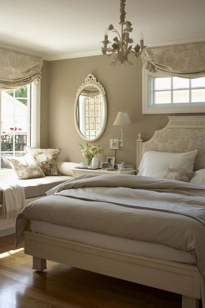 Dekorieren Im Landhausstil Schlafzimmer Einfach On Für Landhaus Deko 9