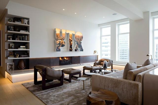 Dekorieren Modern Stilvoll On Innerhalb Amüsant Wohnzimmer Sammlung Banister A Wohnideen 5